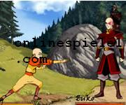 Avatar The Last Air Bender Bending Battle gratis spiele
