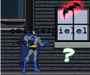 Batman the rooftop caper Action online spiele